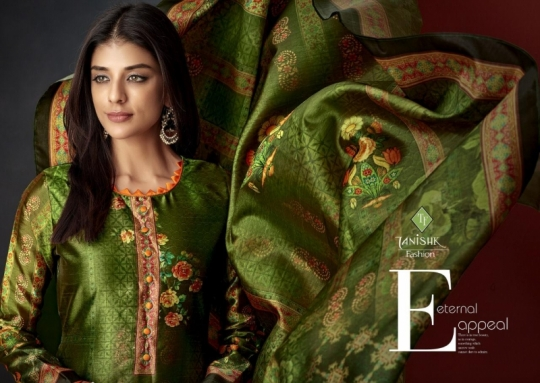 TANISHK FASHION Z SILK  (4)