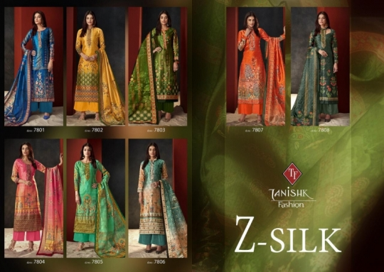 TANISHK FASHION Z SILK  (8)