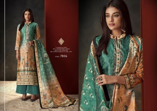 TANISHK FASHION Z SILK  (9)