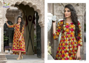 TANUZA PURE COTTON PARTY WEAR KURTIS COLLECTION WHOLESALE SUPPLIER BEST RATE BY GOSIYA EXPORTS SURAT (1)