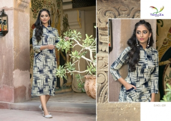 TANUZA PURE COTTON PARTY WEAR KURTIS COLLECTION WHOLESALE SUPPLIER BEST RATE BY GOSIYA EXPORTS SURAT (3)