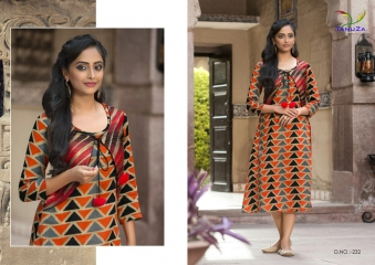 TANUZA PURE COTTON PARTY WEAR KURTIS COLLECTION WHOLESALE SUPPLIER BEST RATE BY GOSIYA EXPORTS SURAT (5)
