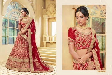 TARAH COLLECTION BY RIVAAJ VOL 2 PARTY WEAR WEDDING LEHENGA COLLECTION WHOLESALE BEST RATE BY GOSIYA EXPORTS (1)