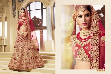 TARAH COLLECTION BY RIVAAJ VOL 2 PARTY WEAR WEDDING LEHENGA COLLECTION WHOLESALE BEST RATE BY GOSIYA EXPORTS (5)