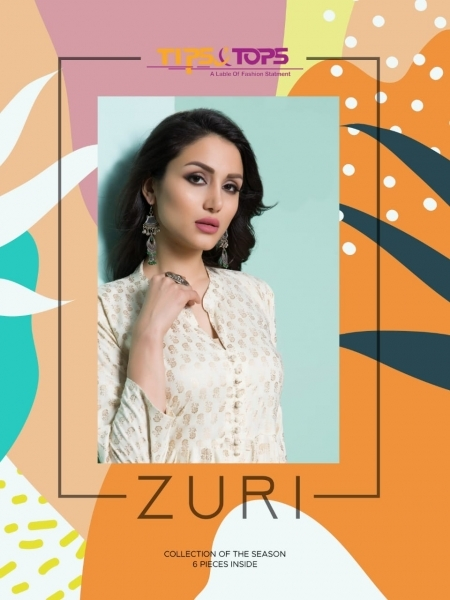 TIP AND TOPS ZURI COTTON FABRIC TOP WITH PALAZZO WHOLESALE DEALER BEST RATE BY GOSIYA EXPORTS SURAT (2)