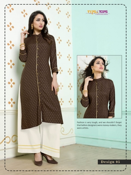 TIP AND TOPS ZURI COTTON FABRIC TOP WITH PALAZZO WHOLESALE DEALER BEST RATE BY GOSIYA EXPORTS SURAT (7)