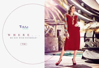 Titli aesthetic Kurties Collection Wholesale BEST RATE supplier BY GOSIYA EXPORTS SURAT (1)