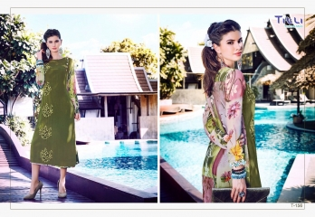 Titli aesthetic Kurties Collection Wholesale BEST RATE supplier BY GOSIYA EXPORTS SURAT (10)