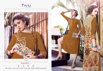 Titli aesthetic Kurties Collection Wholesale BEST RATE supplier BY GOSIYA EXPORTS SURAT (2)