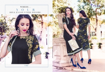 Titli aesthetic Kurties Collection Wholesale BEST RATE supplier BY GOSIYA EXPORTS SURAT (4)