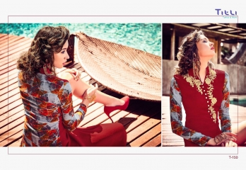 Titli aesthetic Kurties Collection Wholesale BEST RATE supplier BY GOSIYA EXPORTS SURAT (5)