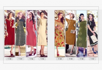Titli aesthetic Kurties Collection Wholesale BEST RATE supplier BY GOSIYA EXPORTS SURAT (6)