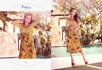 Titli aesthetic Kurties Collection Wholesale BEST RATE supplier BY GOSIYA EXPORTS SURAT (7)