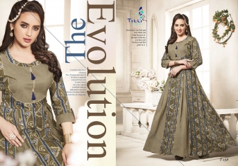 TITLI BY BREATHE CATALOG RAYON ETHNIC WEAR KURTIS (2)