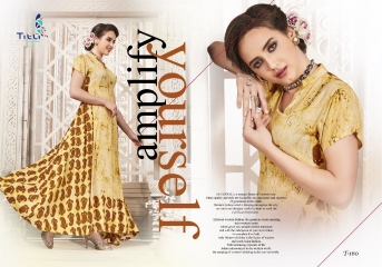 TITLI BY BREATHE CATALOG RAYON ETHNIC WEAR KURTIS (3)