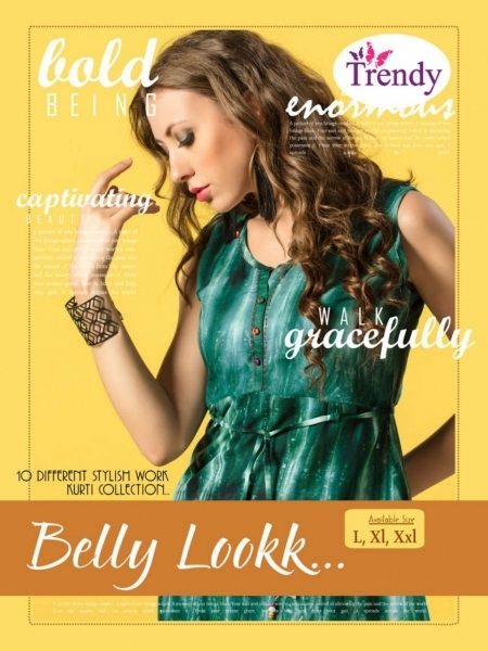 TRENDY BELLY LOOKK RAYON FABRIC (11)