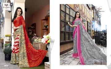 Triveni ambreen 10 printed sarees (10)