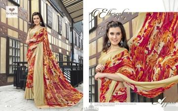 Triveni ambreen 10 printed sarees (3)