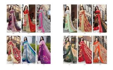 Triveni ambreen 10 printed sarees (6)