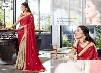Triveni-Jhumri-9-Exclusive-Fancy-Saree-7