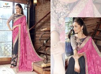 Triveni-Jhumri-9-Exclusive-Fancy-Saree-8