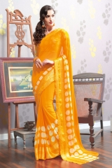 TRIVENI MARIA GEORGETTE PRINTS SAREES COLLECTION WHOLESALE BEST RATE SUPPLIER SELLER BY GOSIYA EXPORTS SURAT (12)