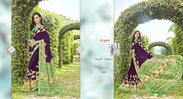 TRIVENI PRESENT YUKTI-2 GEORGETTE PRINT SAREE CATALOG WHOLESALE CHEAPEST BEST RATE BY GOSIYA EXPORTS SURAT (16)