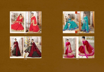 TRIVENI SAREE D.NO 2133 TO 2140 WHOLESALE RATE (11)