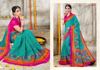 TRIVENI SAREE D.NO 2133 TO 2140 WHOLESALE RATE (2)