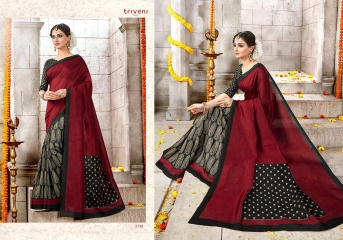 TRIVENI SAREE D.NO 2133 TO 2140 WHOLESALE RATE (6)