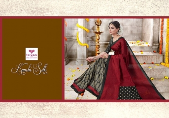 TRIVENI SAREE D.NO 2133 TO 2140 WHOLESALE RATE (7)