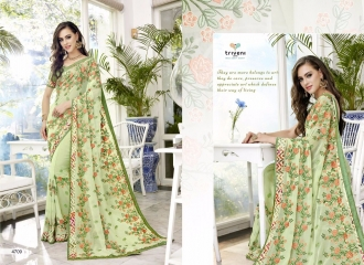 TRIVENI TRISHLA ELEGANT PRINTED SAREE TRIVENI CATALOG IN WHOLESALE BEST ARTE BY GOSIYA EXPORTS SURAT (9)
