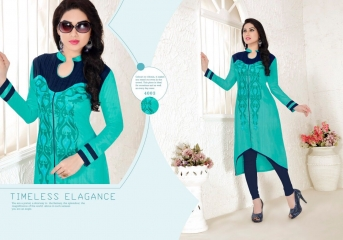 TULIP ETERNAL FAIR SILK KURTI WHOLESALER BEST RATE BY GOSIYA EXPORTS SURAT (1)