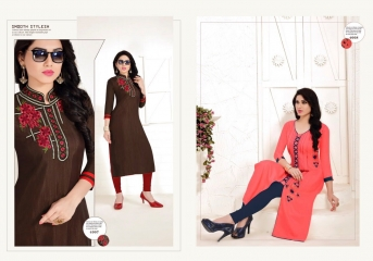 TULIP ETERNAL FAIR SILK KURTI WHOLESALER BEST RATE BY GOSIYA EXPORTS SURAT (5)