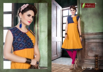 UNIQUE SAFARI CATALOG BY HETVI COTTON CAMBRIC PRINTS KURTIS WHOLESALE DEALER BEST RATE BY GOSIYA EXPORTS SURAT (12)