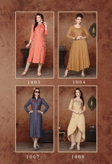V S fashion glorious rayon Kurtis collection ONLINE BEST RATE IN SURAT (10)