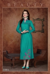 V S fashion glorious rayon Kurtis collection ONLINE BEST RATE IN SURAT (6)