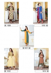 VAANI ELINA VOL 1 FANCY KURTIS CATALOG AT BEST RATE BY GOSIYA EXPORTS SURAT (11)