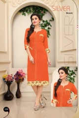 VAANI RAAG SERIES 101-108 STYLISH PARTY WEAR KURTI AT WHOLESALE BEST RATE BY GOSIYA EXPORTS (7)