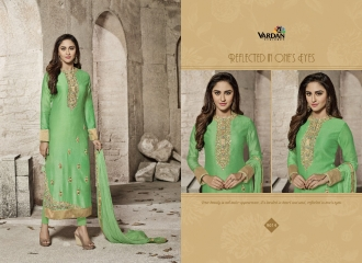 Vardan Designer natin vol 3 salwar kameez collection WHOLESLAE BEST RATE BY GOSIYA EXPORTS (3)