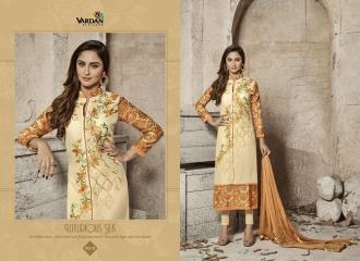 Vardan Designer natin vol 3 salwar kameez collection WHOLESLAE BEST RATE BY GOSIYA EXPORTS (5)