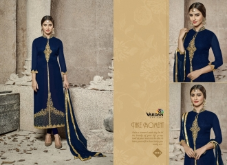 Vardan Designer natin vol 3 salwar kameez collection WHOLESLAE BEST RATE BY GOSIYA EXPORTS (6)