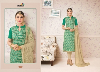 VARDAN DESIGNER SHABANA VOL 1 CHANDERI SILK SUITS WHOLESALE SURAT BY GOSIYA EXPORTSSURAT (1)