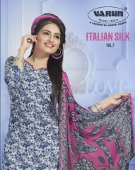 VARUN SUIT ITALIAN SILK VOL 7 WHOLESALE RATE AT GOSIYA EXPORTS SURAT WHOLESALE DEALER AND SUPPLAYER SURAT GUJARAT (1)