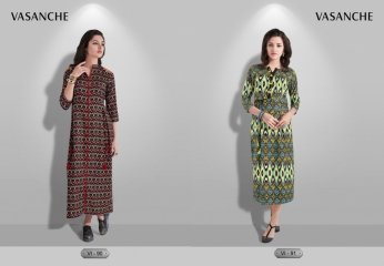 VASANCHE INAYA CATALOGUE PASHMINA CASUAL WEAR KURTI WHOLESALE SUPPLIER & DEALER BEST RATE BY GOSIYA EXPORTS SURAT (2)