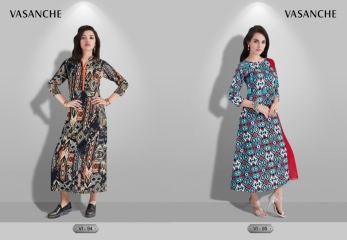 VASANCHE INAYA CATALOGUE PASHMINA CASUAL WEAR KURTI WHOLESALE SUPPLIER & DEALER BEST RATE BY GOSIYA EXPORTS SURAT (4)