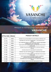 VASANCHE JASHN WHOLESALE BEST RATE BY GOSIYA EXPORTS SURAT (13)