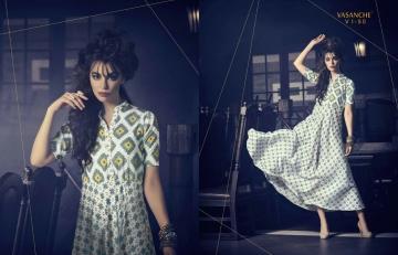 Vasanche parula designer kurti catalog ONLINE BEST RATE IN SURAT (3)