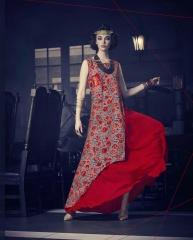 Vasanche parula designer kurti catalog ONLINE BEST RATE IN SURAT (5)