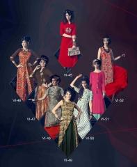 Vasanche parula designer kurti catalog ONLINE BEST RATE IN SURAT (9)